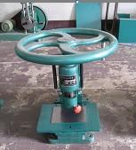 橡胶冲片机,裁片机,试片机,冲样机,气动冲片机