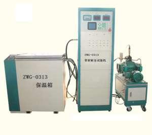 管材耐压爆破试验机;静液压试验机