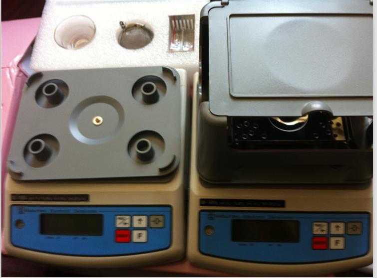 塑料密度计(比重仪);颗粒电子密度仪