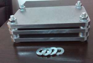 橡胶压缩永久变形器,永久压缩歪度测试器