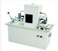 橡胶双头快速切片机;可塑性切片机;可塑度制样机