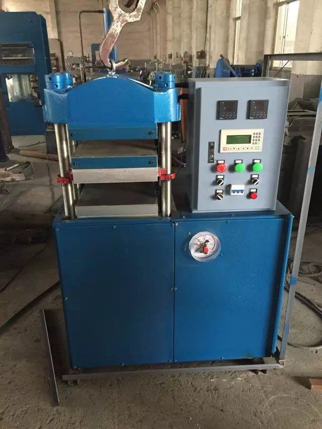 橡胶试验平板硫化机,橡胶实验硫化机
